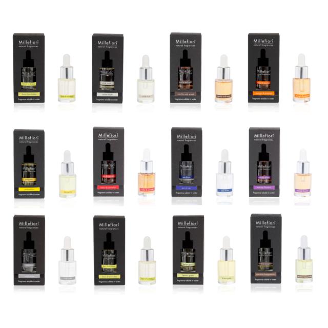 Millefiori Milano Fragancia Soluble para Deshumidificador Fragancia Perfume