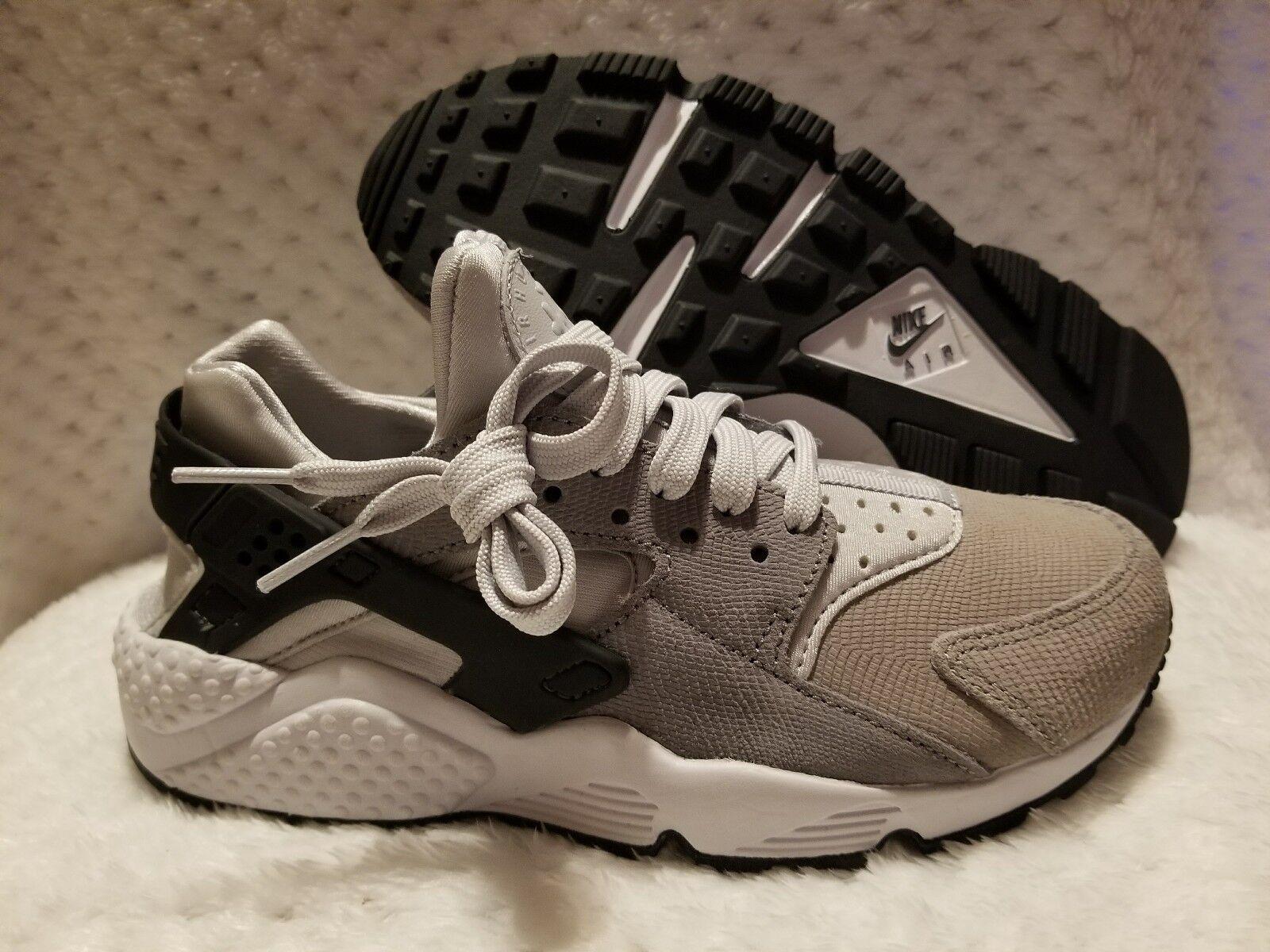 Nike air huarache donne dimensioni 6 683818 009 signore facendo allenamento gestire gray carino
