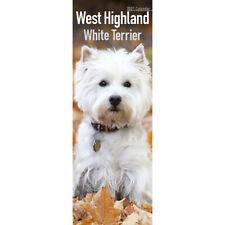 West Highland White Terrier 2021 Dog Breed Calendar Westie 15/% OFF MULTI ORDERS!