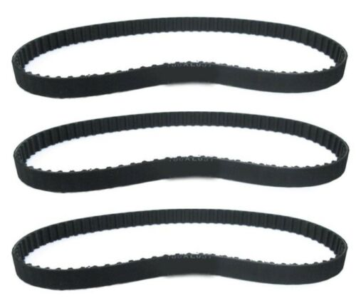3 Replacement Toothed Belts for A Delta 31-460 Type 2/&3 1347220 491937-00