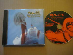 REAL-LIFE-Send-Me-An-Angel-039-80s-Synth-Essentials-RARE-USA-CD-2009-CLP3524