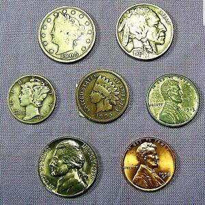 Mercury Silver Dime Starter Collection