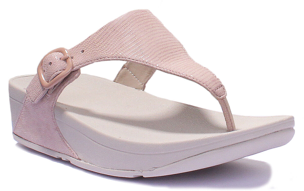 Fitflop THE Sandals SKINNY Womens Leather Matt Sandals THE b54afc