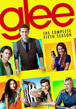 Glee: The Complete Season 5 (DVD, 2015, 6-Disc Set)