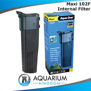 Aqua-One-Maxi-102F-Internal-Power-Filter-Clean-Aquarium-Fish-Tank-450L-H