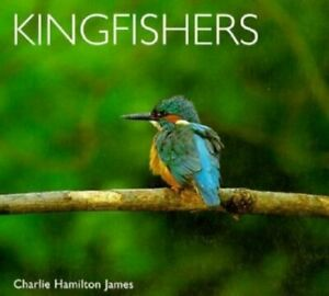 Kingfishers-Worldlife-Library-by-Hamilton-James-Charlie-Paperback-Book-The