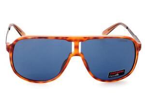 7b891cab21 Carrera Sunglasses New Safari Havana - Blue Lens Cat.3 & Hardcase ...