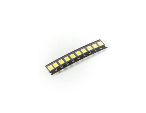 DDW-UJD-TU2-1 10 Stück LED SMD Leuchtdioden LEDs weiss