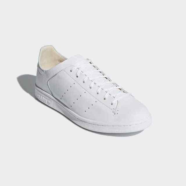lowest price 33518 6c62c adidas Originals Stan Smith Lea Sock Premium Trainers In White CQ3031  Limited