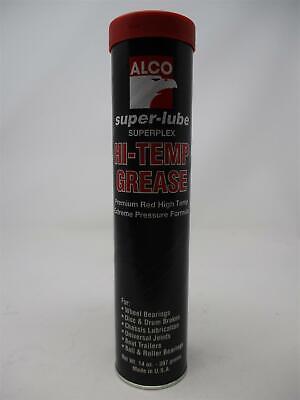 14 Tube Alco Super Lube Red Hi-temp Bearing Grease Gg5114sl