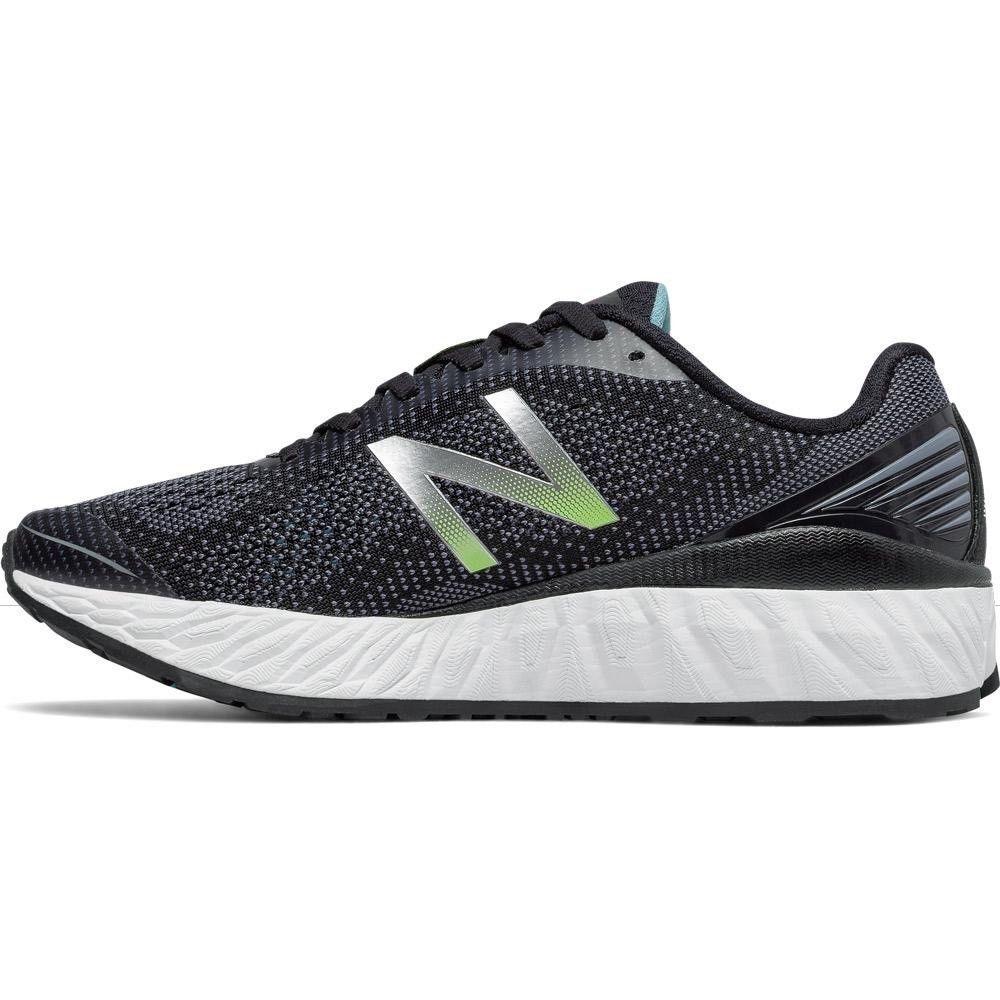 WOMEN'S  NEW BALANCE  WVNGOBS2 Running Shoes - Black/Sky Blue/Green  D WIDTH