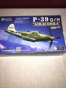 Kitty-Hawk-P-39-Q-N-034-Airacobra-034-1-32-Scale-Model-Kit-KH32013