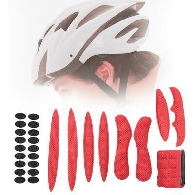 1 set Bike Helmet Pad Sponge Cycling Helmet Padding Bicycle Accessories Nt
