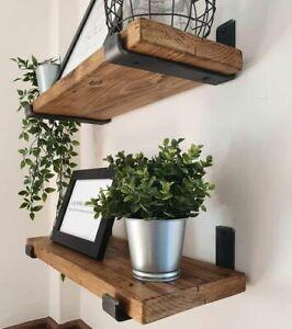 Heavy duty shelf brackets Scaffold industrial rustic handmade steel metal