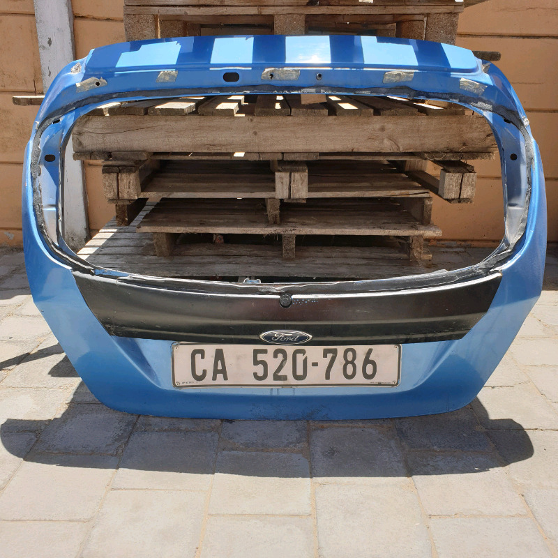 Ford Fiesta Tailgate/Bootlid 09 and Up