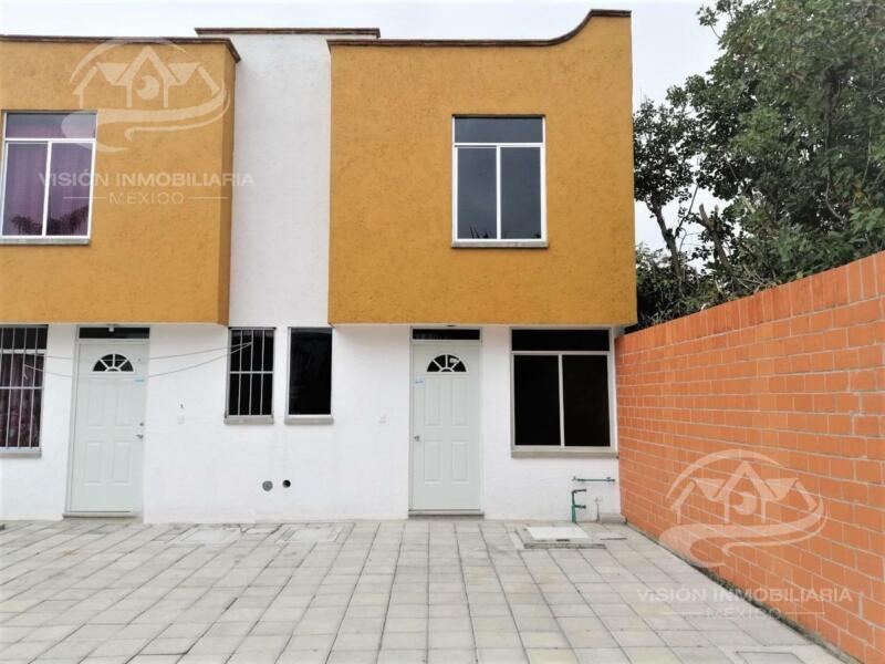 Venta de casa sola en Zacatelco Tlaxcala.