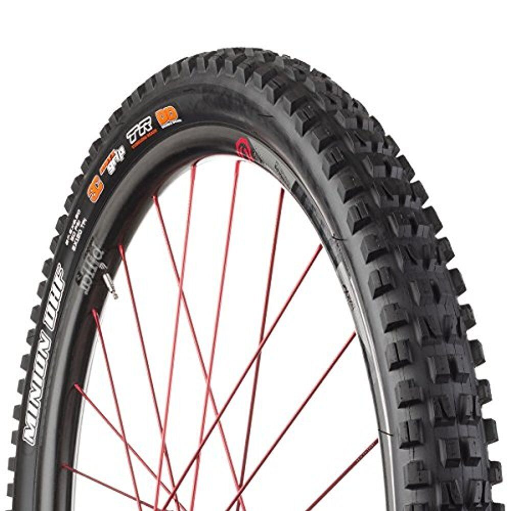 Maxxis Minion DHF WT 3C DD TR Mountain Bike Tire 27.5x2.5