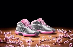 4d114111ae4 Adidas Crazy 1 John Wall PE C7600 Florist City Pink Sliver Men ...