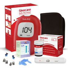 Safe AQ Smart 100kit Monitor de glucosa en sangre Kit Medidor de...