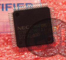 1PCS NEW D78F0828B Manufacturer:NEC Encapsulation:QFP