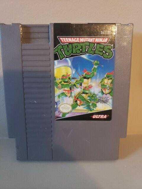 Teenage Mutant Ninja Turtles (Nintendo Entertainment System, 1989)