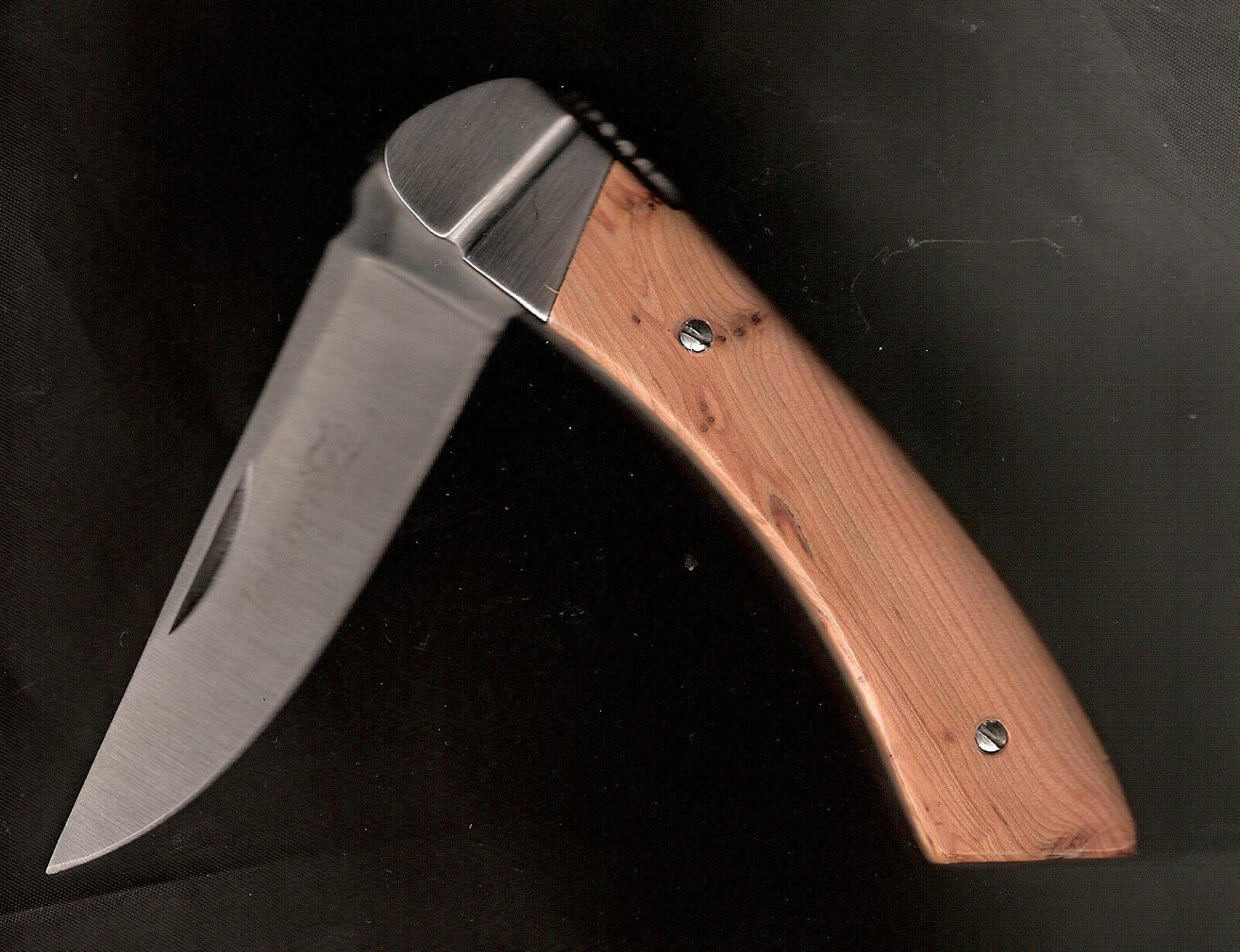 Gravé  à votre PRÉNOM Couteau d'Artisan   le CORRÈZE
