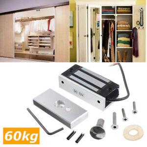 60KG-200mA-PICCOLO-Electric-chiusura-magnetica-Fail-Secure-DC-12V-per-anta-VOCE