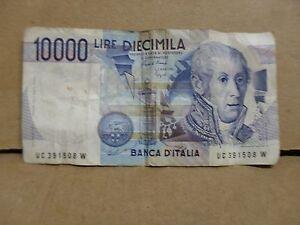 DIECIMILA-LIRE-ALESSANDRO-VOLTA-USATA