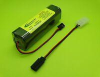 Nicad 1000ma Futaba Transmitter Tx Battery 4 Nt8ib / Nc1008b-33j / Made In Usa