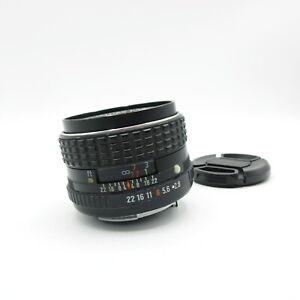 Pentax-K-PK-smc-Pentax-1-2-8-24mm-Objektiv