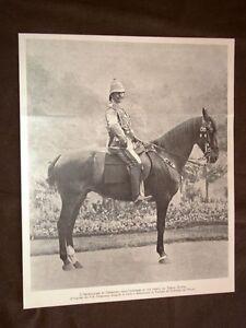 Imperatore-di-Germania-a-cavallo-nel-1898-Costantinopoli-Palazzo-Dolma-Baghteh