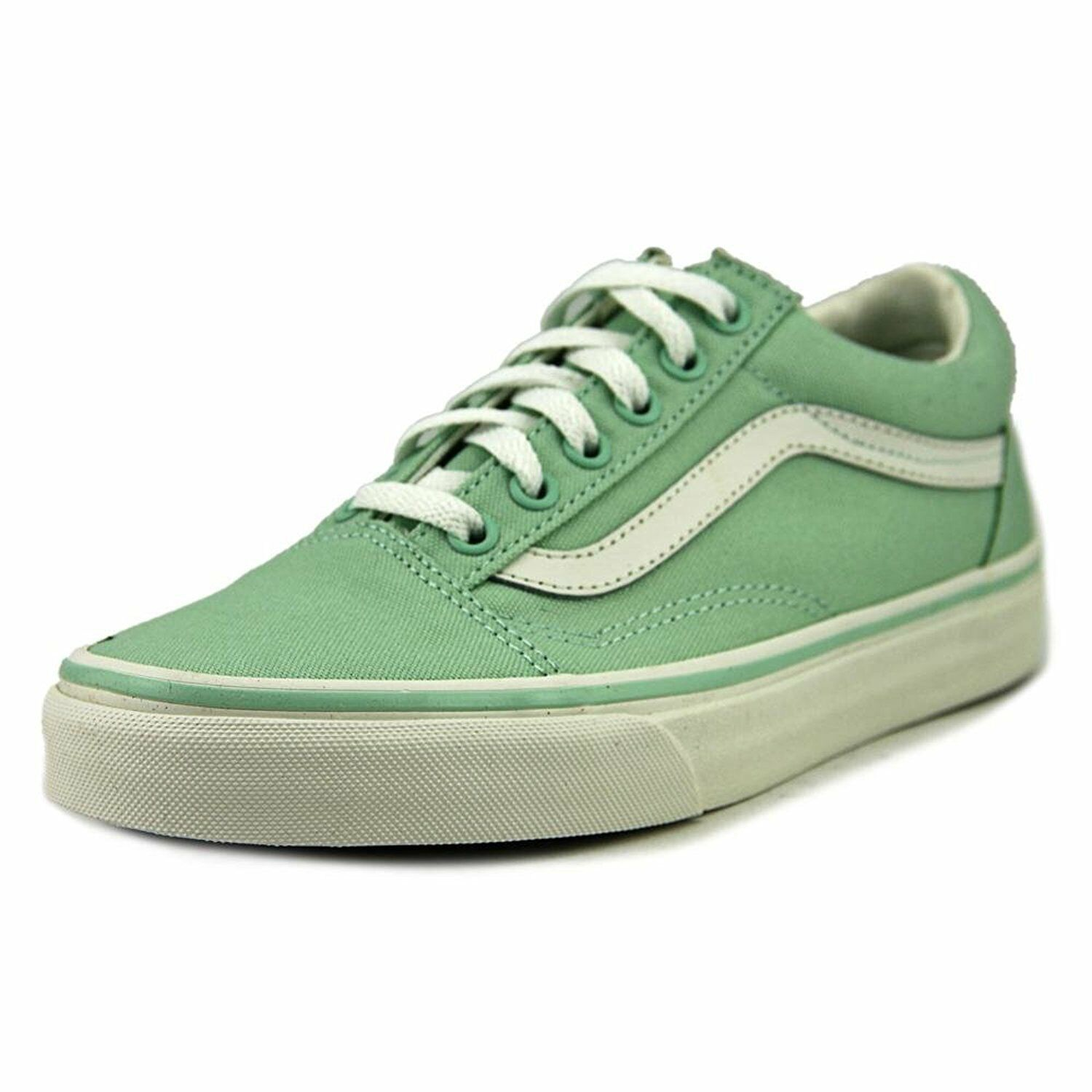 Vans Old Skool Canvas Sneakers Green