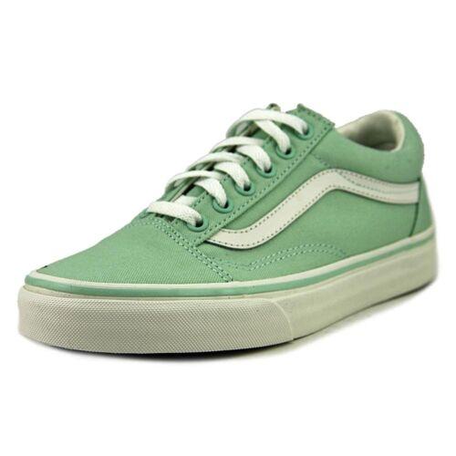 Skool Old Canvas Verde Sneakers Vans Zzwqpz