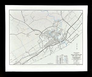 Texas Map - Comal County - New Braunfels - Panther Canyon Guadalupe River