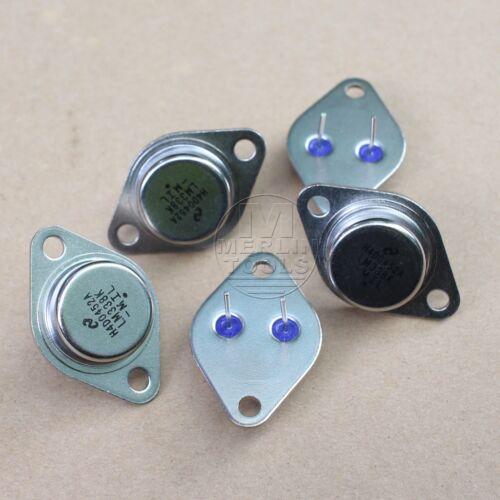 5 x LM338K Adjustable Voltage Regulator 1.2V To 32V 5A TO-3