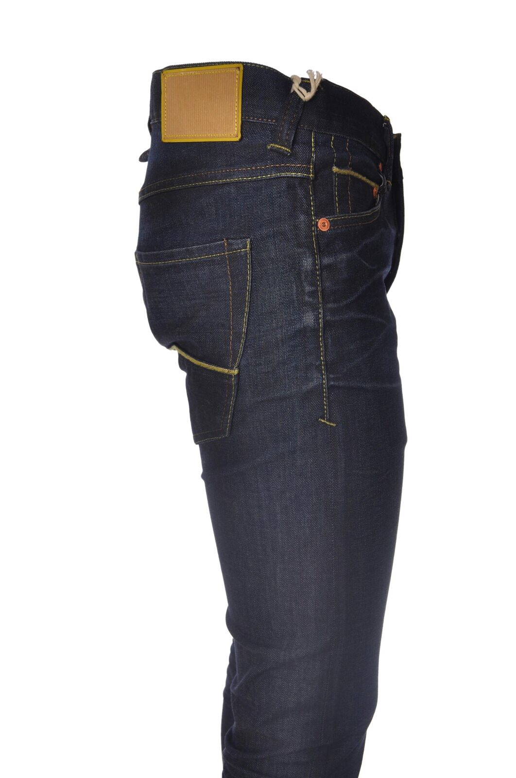 Care Label  -  Pants - Male - bluee - 4505324A180917