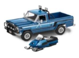 Jeep Honcho Ice Patrol  Bausatz  Revell  1:24  OVP  NEU
