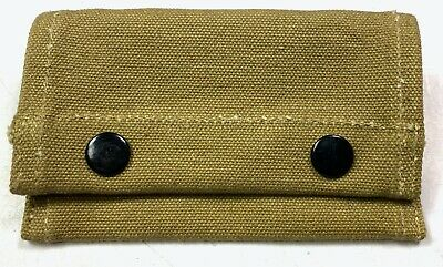 WWII US M1910 FIRST AID FIELD CARRY POUCH-OD#3