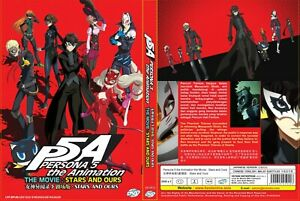 Anime-DVD-Persona-5-Special-2-Stars-And-Ours-English-sub-amp-All-region-Japan-DD