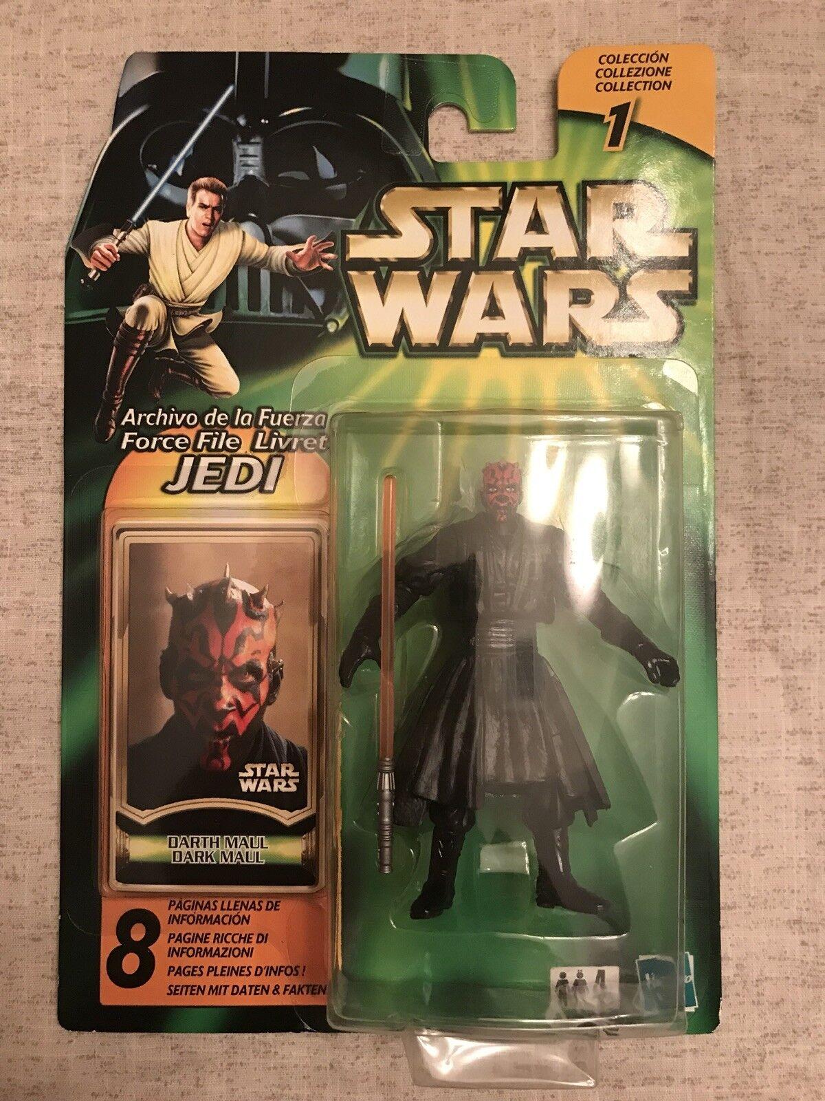 A la venta con descuento del 70%. Estrella wars el poder de los caballeros Jedi Jedi Jedi Tri-Logo Darth Maul  almacén al por mayor