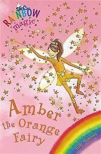034-AS-NEW-034-Amber-the-Orange-Fairy-The-Rainbow-Fairies-Book-2-Rainbow-Magic-Mea