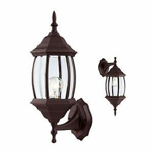 Outdoor-Exterior-Wall-Lantern-Light-Fixture-Oil-Rubbed-Bronze