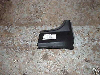 Classic mini o//s scuttle corner repair panel New