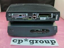 Cisco 1700 Series 1721 1-Port 10//100 Wired Router w// 2x WIC-1DSU-T1 Power Supply