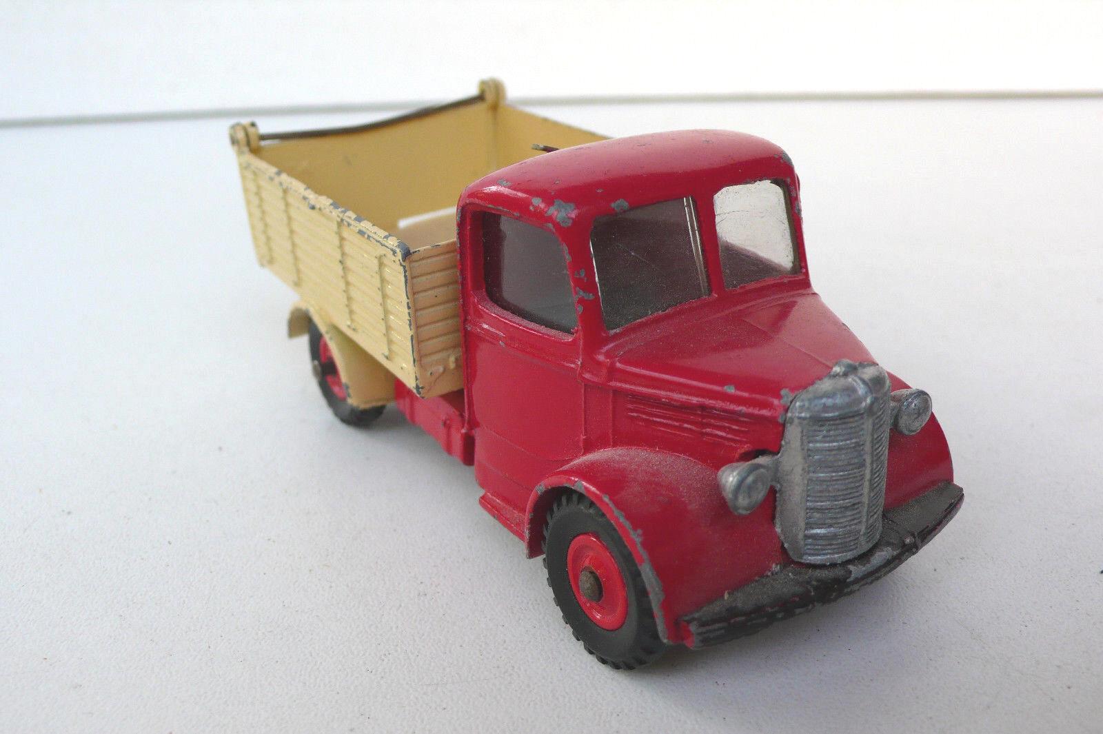 grandi offerte DINKY giocattoli ENGLe  CAMION  BEDFORD BEDFORD BEDFORD BENNE RELEVABLE REF 25 M 1948  54 BON ÉTAT  senza esitazione! acquista ora!