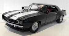 GMP 1/18 Scale Diecast - 800324 Holeshot Aussie 1969 Drag Camaro Black