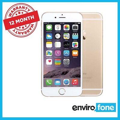 Apple iPhone 6 Plus 16GB 64GB 128GB SIM Free Unlocked Refurbished Smartphone