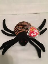 Ty Beanie Baby Spinner The Spider 1996 5th Generation for sale ... bea4d6e745