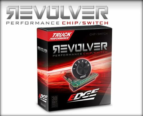 EDGE REVOLVER SWITCH 6 POSITION CHIP 95-97 FORD POWERSTROKE 7.3L MANUAL MLE1