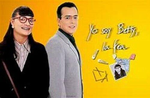 Yo Soy Betty La Fea Y Ecomoda Serie Colombiana 38 Dvds For Sale Online Ebay